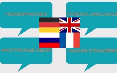 3 wichtige Gründe Fremdsprachen zu lernen
